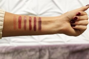 6 Budget Friendly Fall Lip Colors