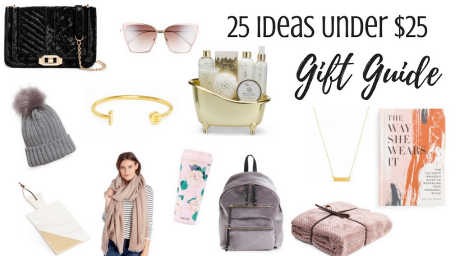 25 Budget-Friendly Gifts Under $25